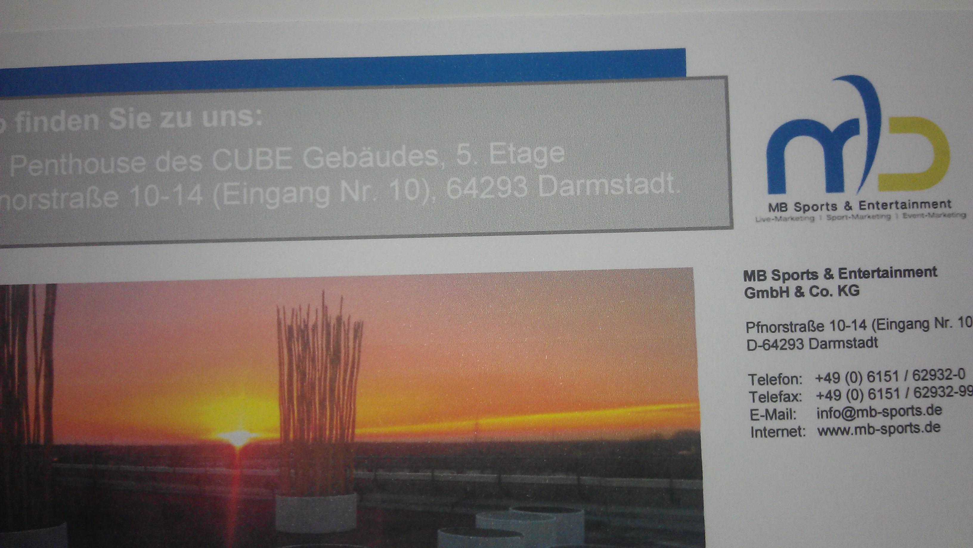 relaxcompany wird über den Dächern von Darmstadt beim BBQ von mb-sports massieren, Dienstag 2.7.2013 ab 18 Uhr