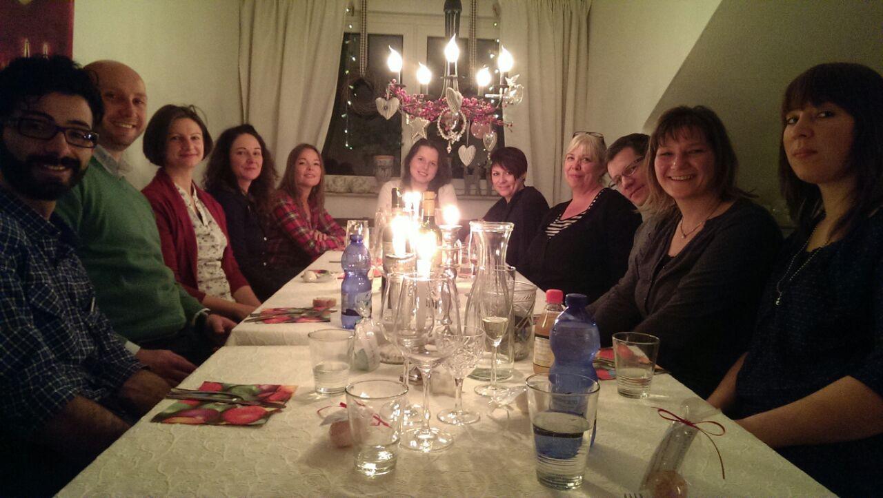 relaxcompany feiert Weihnachten
