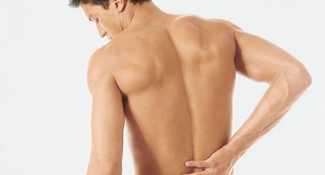 Physiotherapie bei Hexenschuss