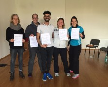 moving – Neue Trainer für relaxcompany