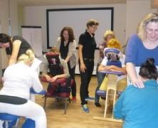 Büromassagen – workshop für Therapeuten
