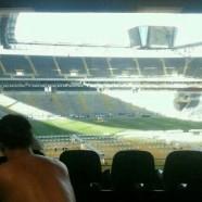 Massage in Frankfurt, Commerzbank Arena