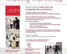 Gesundheitstag mit einem moving workshop